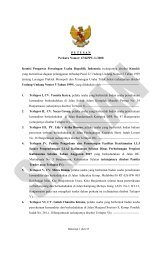 P U T U S A N Perkara Nomor: 67/KPPU-L/2008 Komisi Pengawas ...