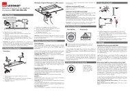 Manuale istruzioni d'uso detettore di presenza PD9 360 DALI-DSI