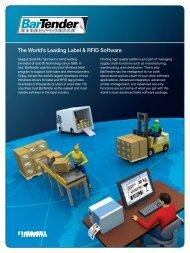 The World's Leading Label & RFID Software - BlueStar