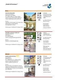 """Hotels & Pensionen"" - Leipziger Neuseenland"