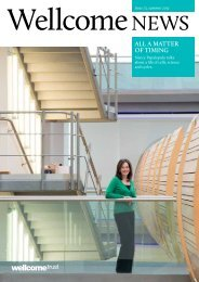 Download issue 73 - Wellcome Trust