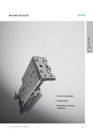 Mini slides SLT/SLS/SLF - Tema