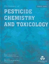 Dictionary_Of_Pesticide_Chemistry_And_Toxicology