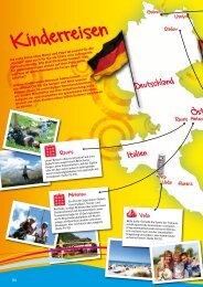Kinderreisen - GO Jugendreisen