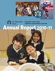 2011-03-31 - Charity Focus