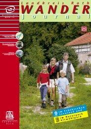 Wanderjournal Landkreis Roth (pdf) - Landratsamt Roth