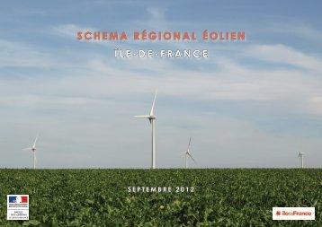 schema Régional éolien île-de-fRance - Schéma régional du climat ...
