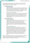 WHITE PAPER Optimizing PLC Network Performance and ... - Page 6