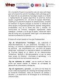 Descripcion proyecto multilateral de innovacion - Page 4