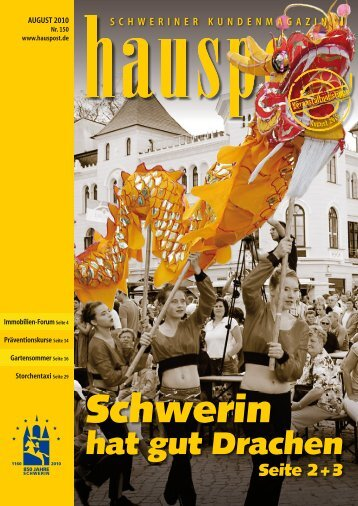 Schwerin - Hauspost