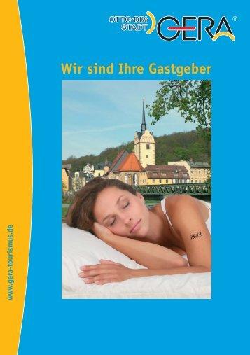 Kraftsdorf - Gast in Gera
