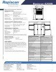 Rapiscan 620XR - Logismarket, el Directorio Industrial - Page 2