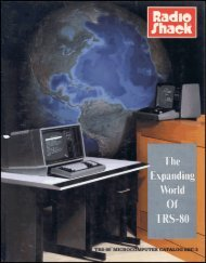 RSC-3 Computer Catalog (1979) (Radio Shack).pdf - TRS-80 Color ...