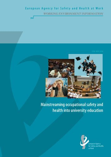 Mainstreaming occupational safety and health into university ...