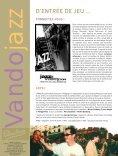 La French Touch et la situation du jazz en France - vandoren - Page 2