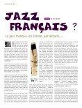 La French Touch et la situation du jazz en France - vandoren - Page 4