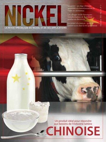 Un produit idéal pour répondre aux besoins de l ... - Nickel Institute