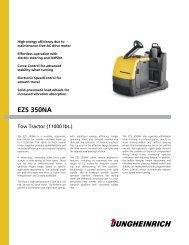 EZS 350NA - Kelly Tractor