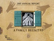 2007 ANNUAL REPORT - National CASA