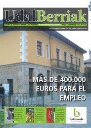 Udalberriak 141 Castellano.pdf - Ayuntamiento de Balmaseda