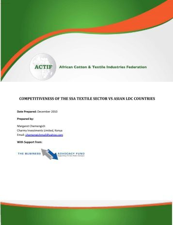 Download Document - Cotton Africa