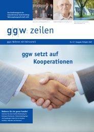 Nr. 13 Frühjahr 2007 - gelsenkirchener gemeinnützige ...