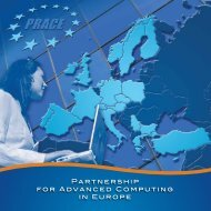 PRACE brochure 2010