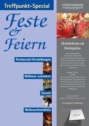 Feste & Feiern - Treffpunkt Karlsruhe