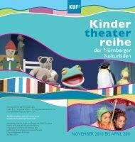 Kinder theater reihe - KUF - Amt für Kultur und Freizeit