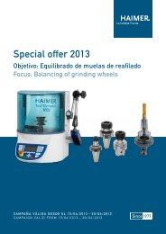 Special offer 2013 - Metalia