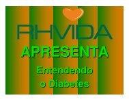 Entendendo o Diabetes - Udop
