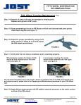 Fifth Wheel Winterization - JOST International - Page 2