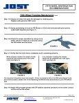 Fifth Wheel Winterization - JOST International - Page 2