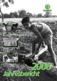 Jahresbericht 2008.qxp - DESWOS
