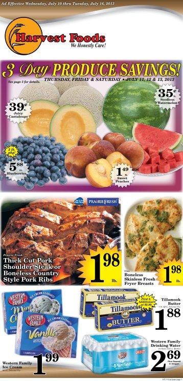 Harvest 2013-07-10 - URM Stores, Inc.