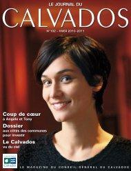 Journal du Calvados N102 - Hiver 2010-2011 - Conseil général du ...