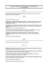 Programme complet et coupon-réponse - Drugdonations.org