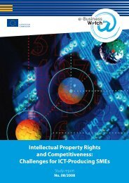 Intellectual Property Rights and Competitiveness - European ...