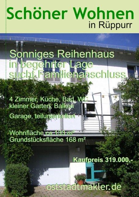 Sonniges Reihenhaus In Begehrter Lage Sucht Oststadtmaklerde