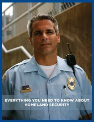 everything you need to know about homeland security - Career Speed
