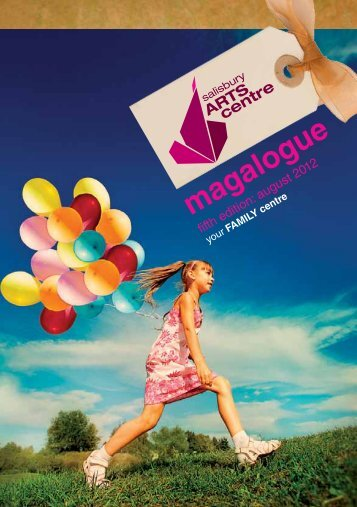 magalogue - Salisbury Arts Centre