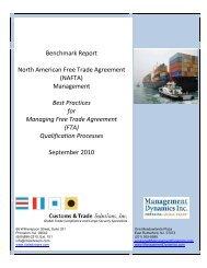 NAFTA - Logistics Management