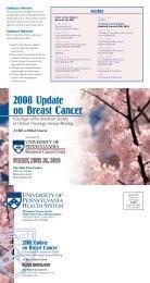 08 Breast Cancer Mailer (Copy).indd - Abramson Cancer Center