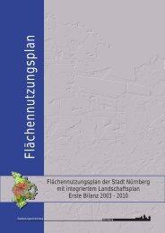 Wirkungsanalyse des FNP - Stadt Nürnberg