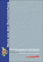 Flächennutzungsplan der Stadt Nürnberg mit integriertem ...