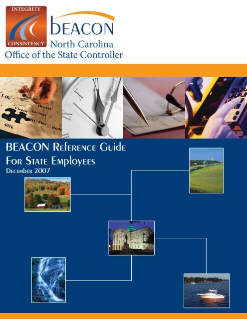 BEACON Reference Guide For State Employees - North Carolina ...