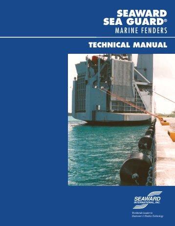 SEA GUARD Marine Fenders - JH Menge & Co