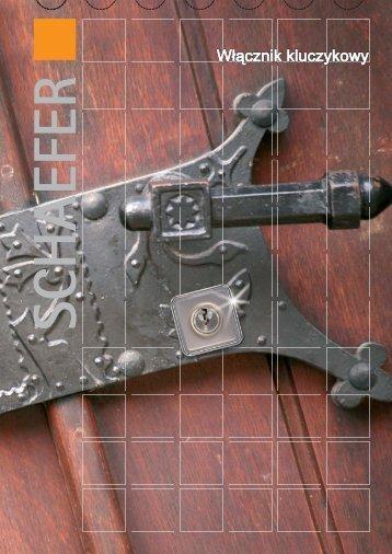 Przełącznik kluczowy S/T.. M 56 - SCHAEFER