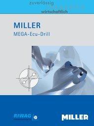 MEGA-Ecu-Drill - Riwag Präzisionswerkzeuge AG