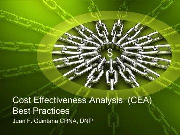 CEA - California Association of Nurse Anesthetists